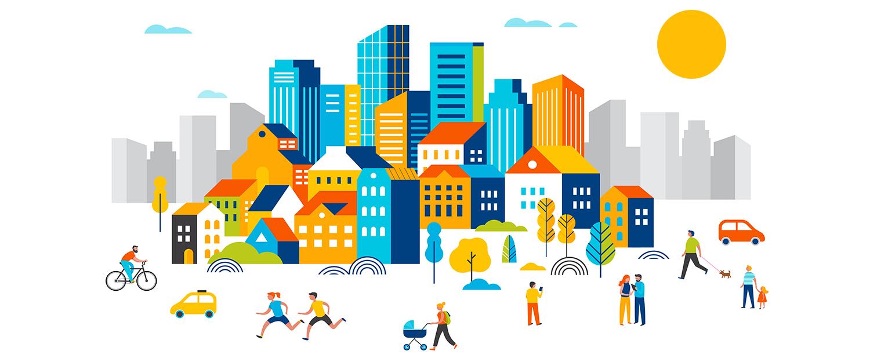 Viviendas y locales destinados a proyectos sociales
