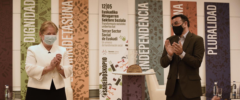 12 de mayo: Día del Tercer Sector Social de Euskadi