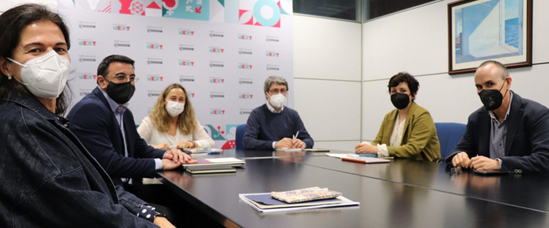 Reunión Euskadi Next 2021-2026