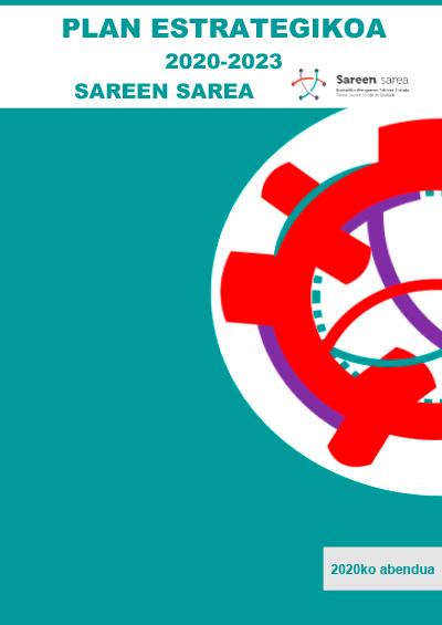 Sareen Sarearen II. Plan Estrategikoa (2020-2023)