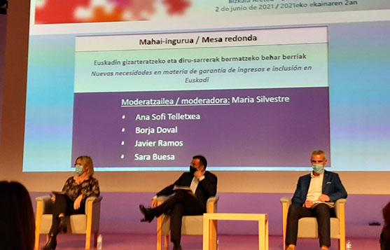 I Jornada sobre Inclusión en Euskadi
