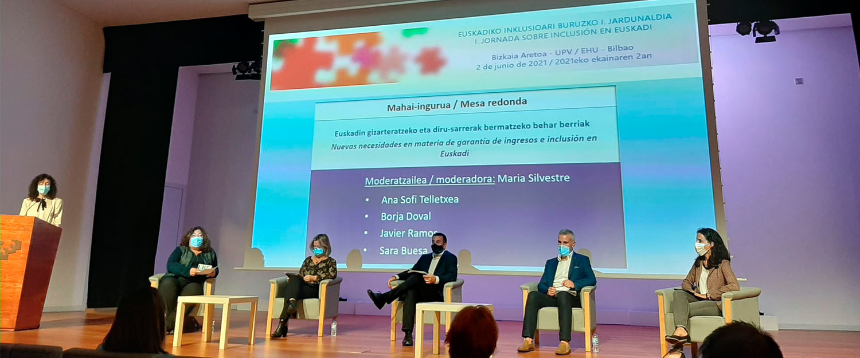 I Jornada de Inclusión en Euskadi