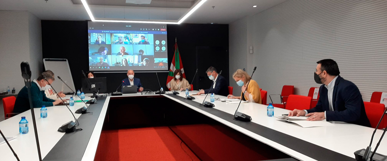 Reunión de la MDCE de 23 de Junio de 2021