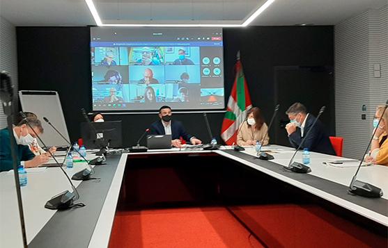 Reunión de la MDCE Junio de 2021