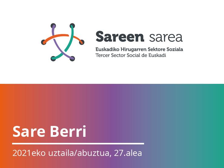 Sare Berri 28. alea. Iraila 2021