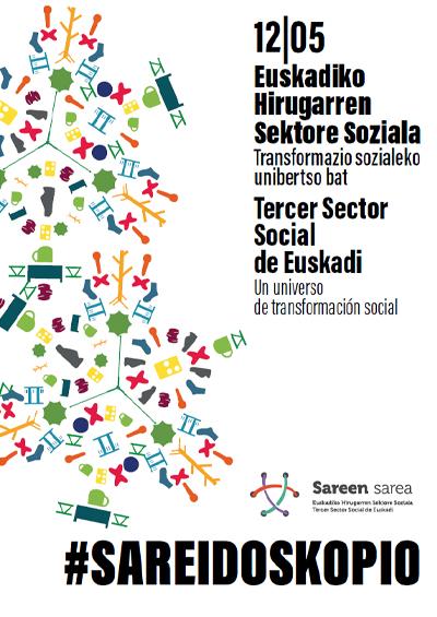 Libro: #SAREIDOSKOPIO, un universo de transformación social