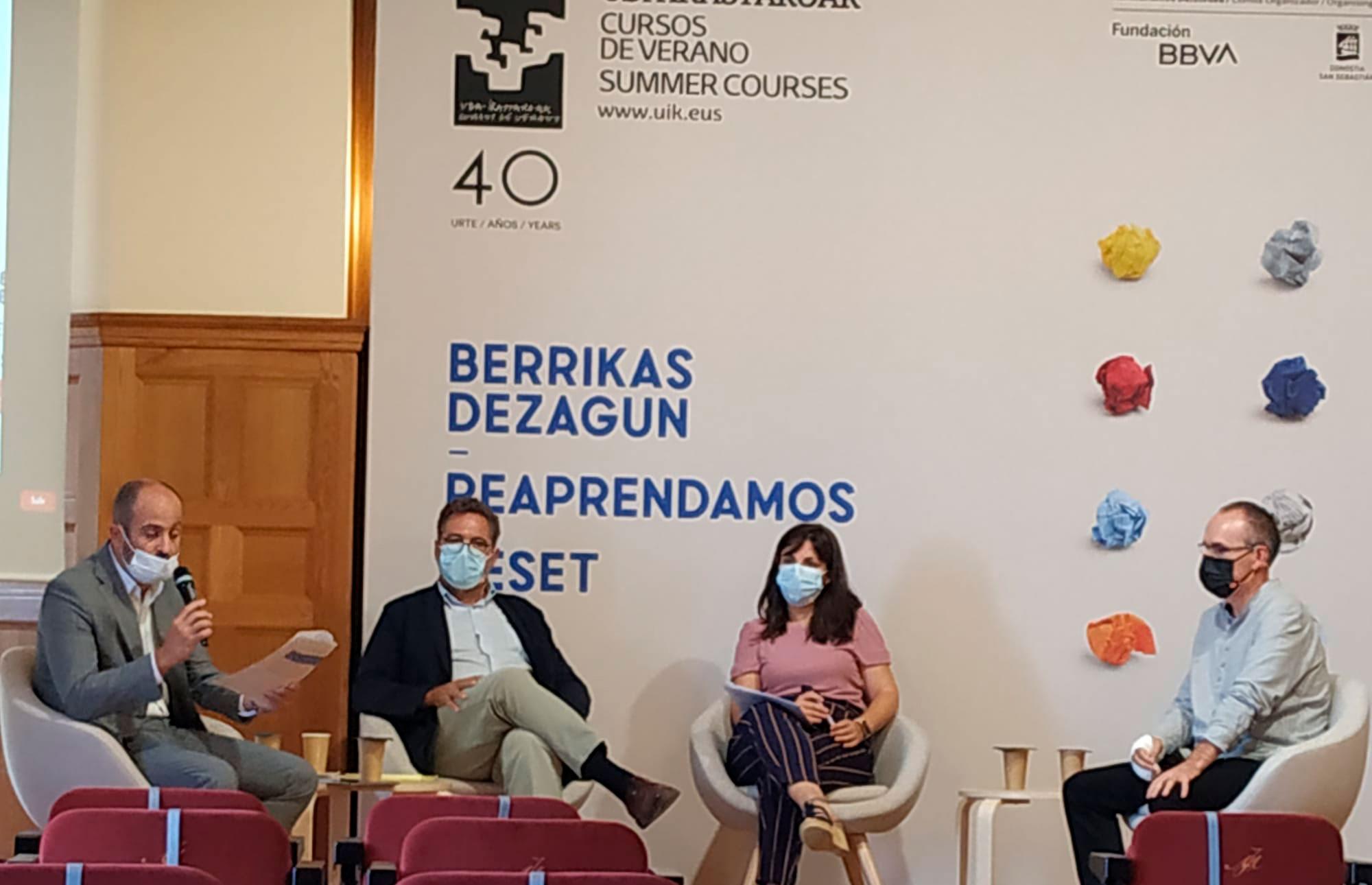 FORO MULTIAGENTE DE TRANSICIÓN SOCIAL Y AGENDA 2030 EN EUSKADI